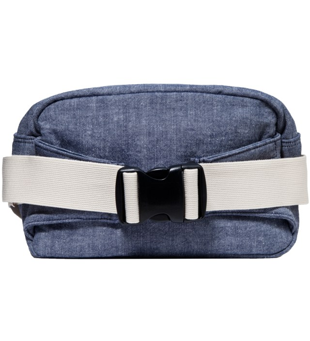 Head Porter Head Porter x Dr. Romanelli Chambray Blue Deep Six- Engineer Bag