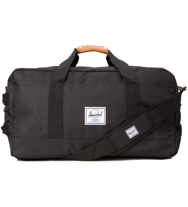Herschel Supply Co. Black Outfitter Travel Bag
