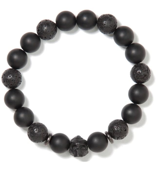 Mister Black and Black DS- Beaded Bracelet
