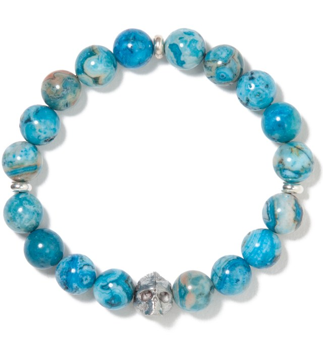 Mister Blue DS- Beaded Bracelet