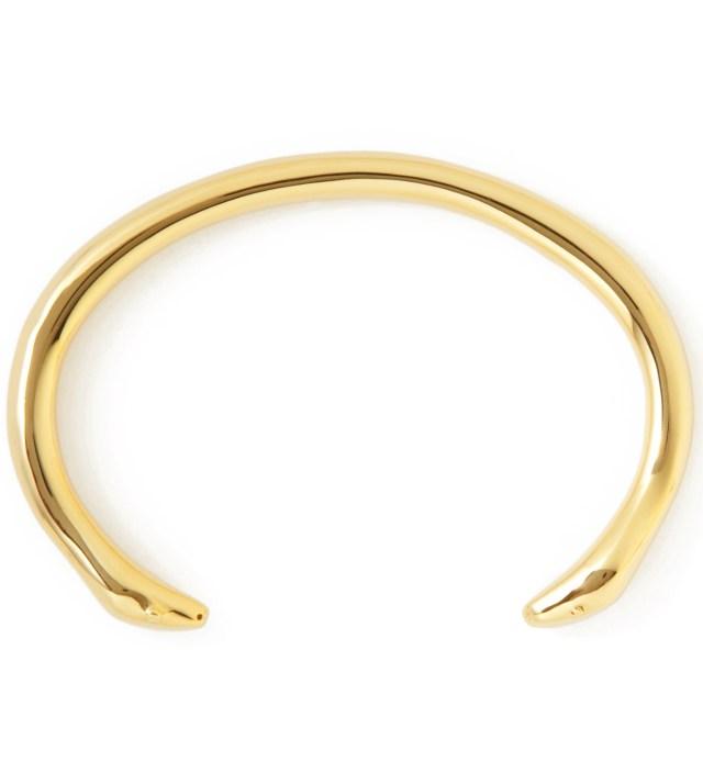 Mister Stevin Gold x Mister Gold Snake Cuff