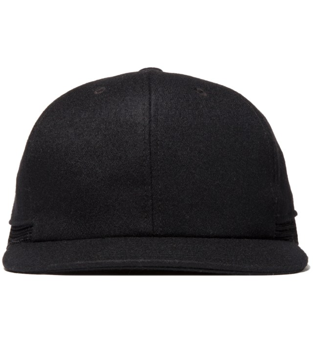FACETASM Black Layered Cap