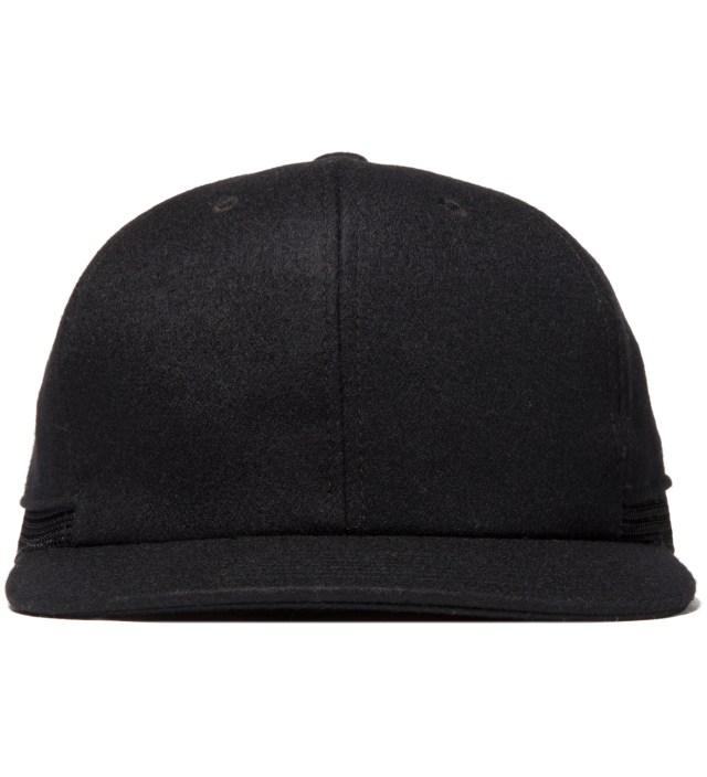 FACETASM Black Layered Cap