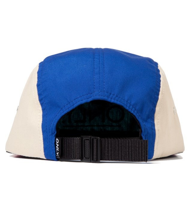 ONLY NY Royal/Ivory ONLY USA 5 Panel Cap
