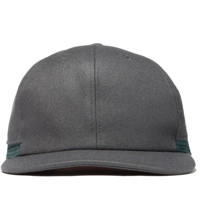 FACETASM Gray Layered Cap