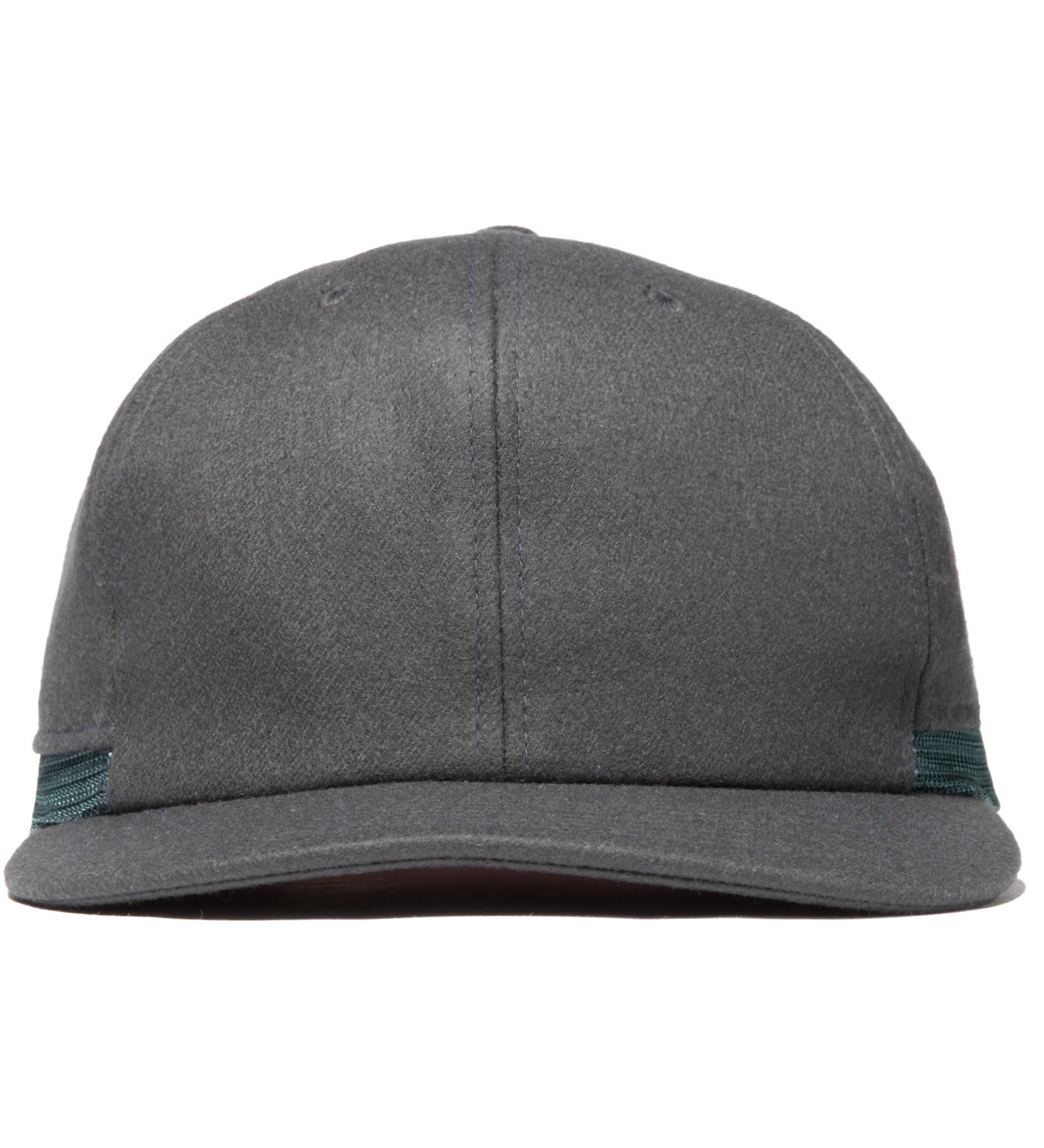 Facetasm Gray Layered Cap