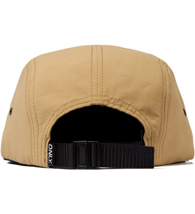 ONLY NY Khaki Logo 5 Panel Cap