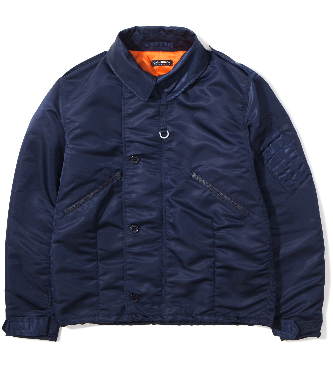 CASH CA Navy Flight Jacket