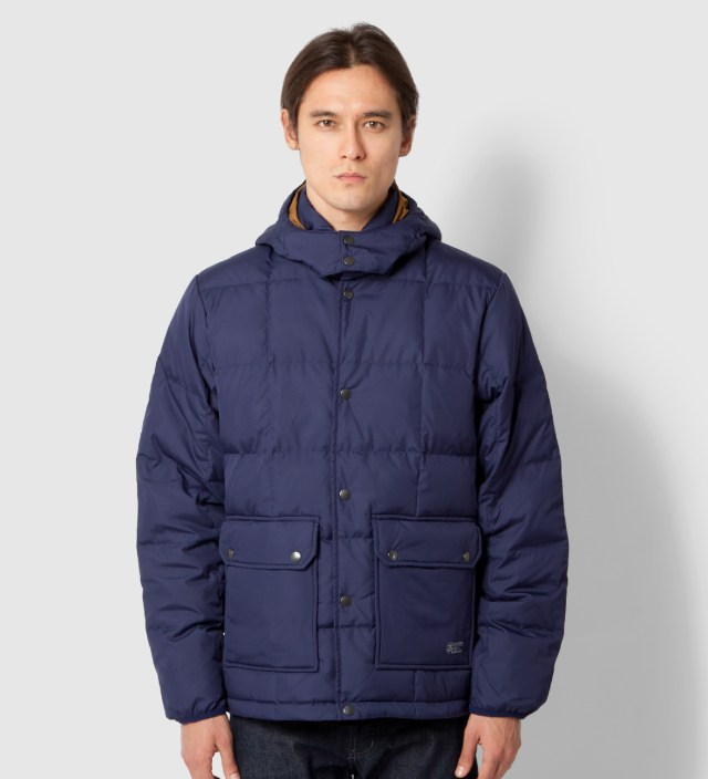 Stussy Navy Force Jacket