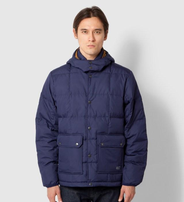 Stussy Navy Force Jacket