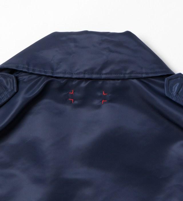 CASH CA Navy Flight Jacket