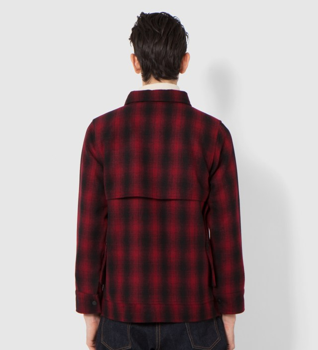 FUCT SSDD Red SSDD Cruising Jacket