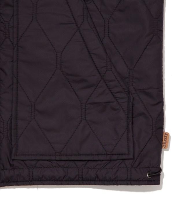Stussy Black Northern Reversible Jacket