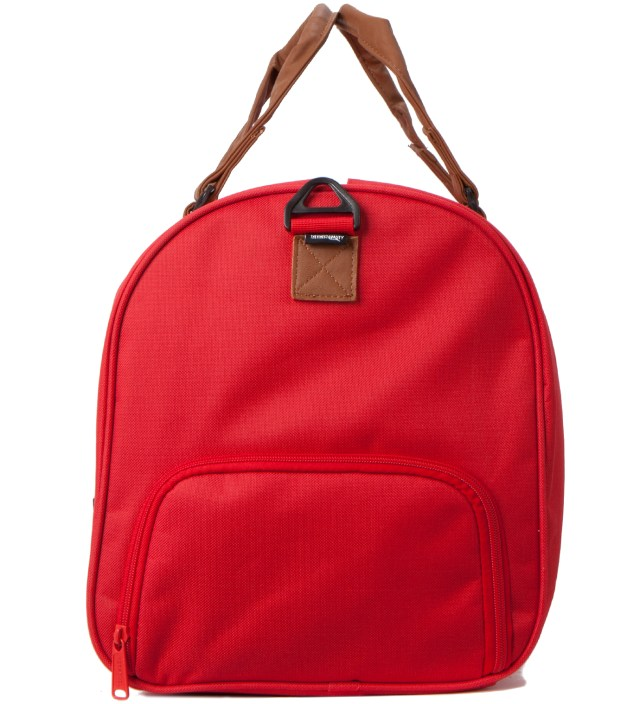 Herschel Supply Co. Red/Tan Novel Bag