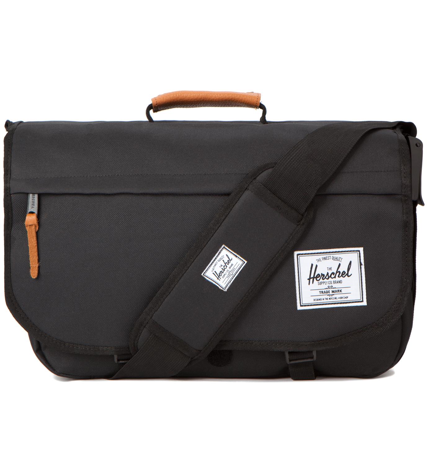 Herschel Supply Co. Black Mill Backpack