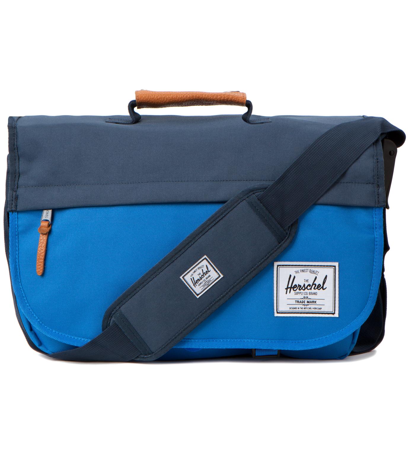 Herschel Supply Co. Navy/Cobalt Mill Backpack