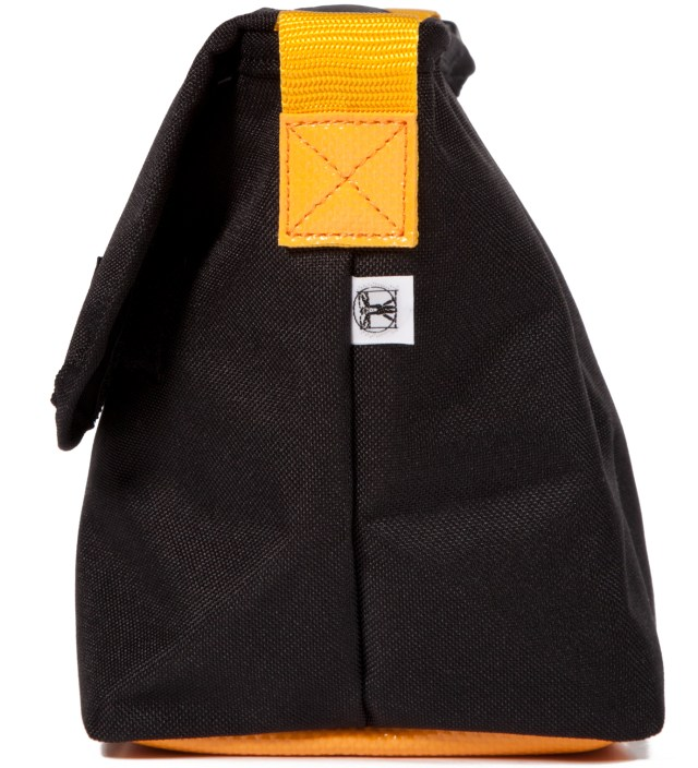 Hombre Nino Hombre Nino x Porter Black Shoulder Bag