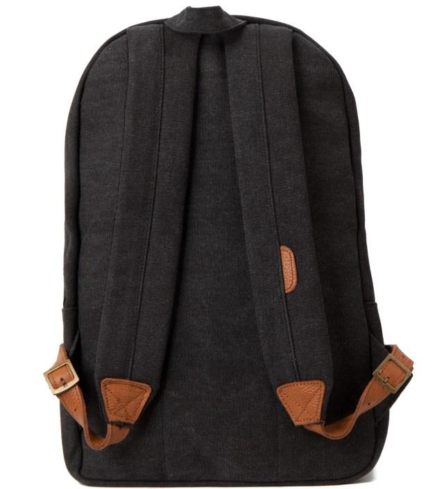 Herschel Supply Co. Heavy Canvas Black Woodlands Backpack