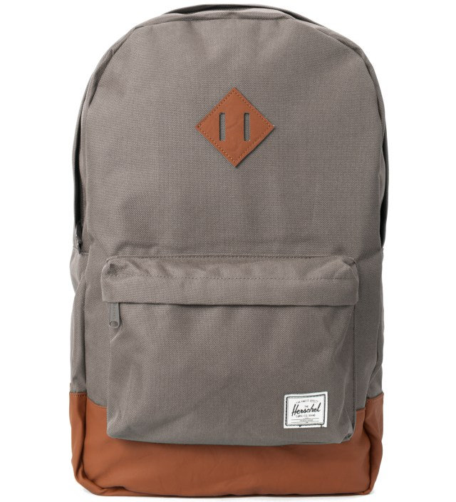 Herschel Supply Co. Grey/Tan Heritage Backpack