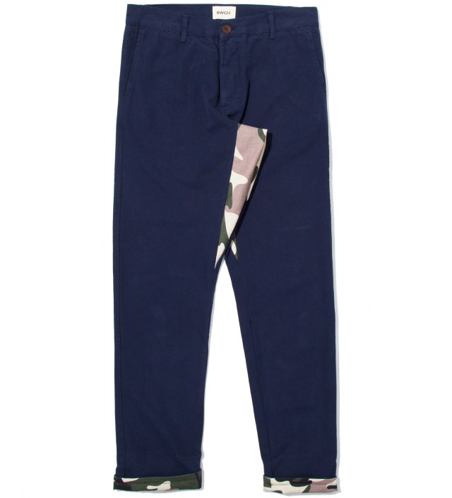 BWGH Navy and Camo Timba Pants