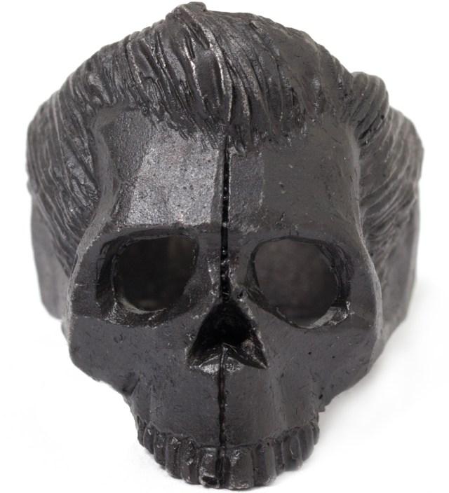 Mister Black Dead Serious Ring