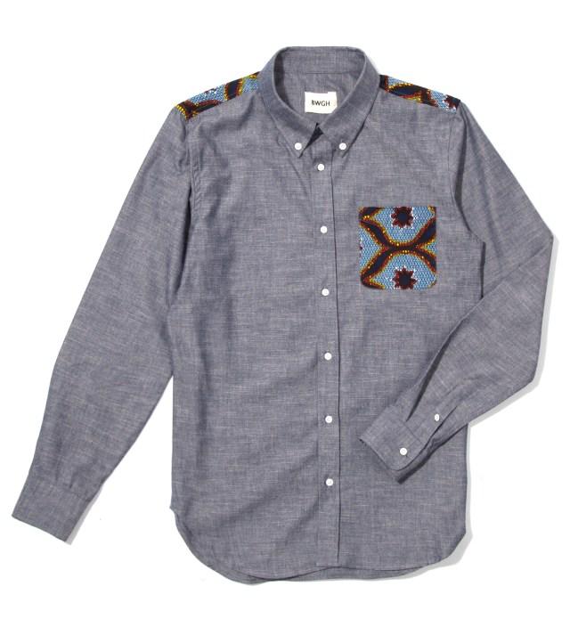 BWGH Grey Bakutu Shirt