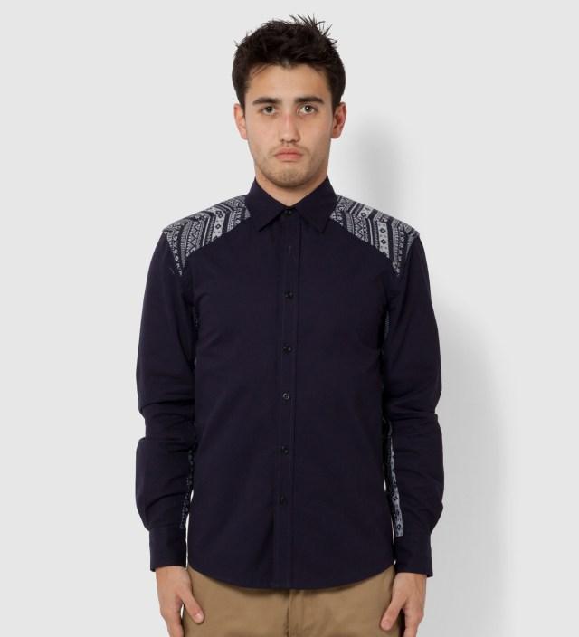 Still Good Navy Novelty Shirt