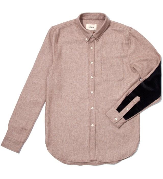 BWGH Beige Wogo Flannel Shirt