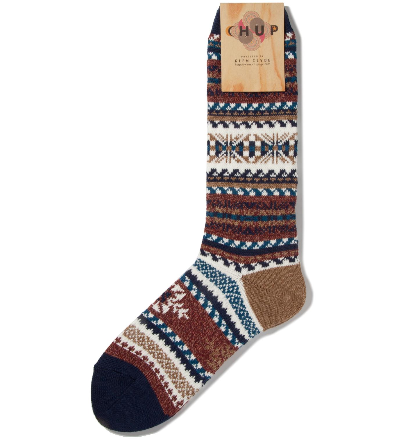 CHUP Navy Loimi Socks