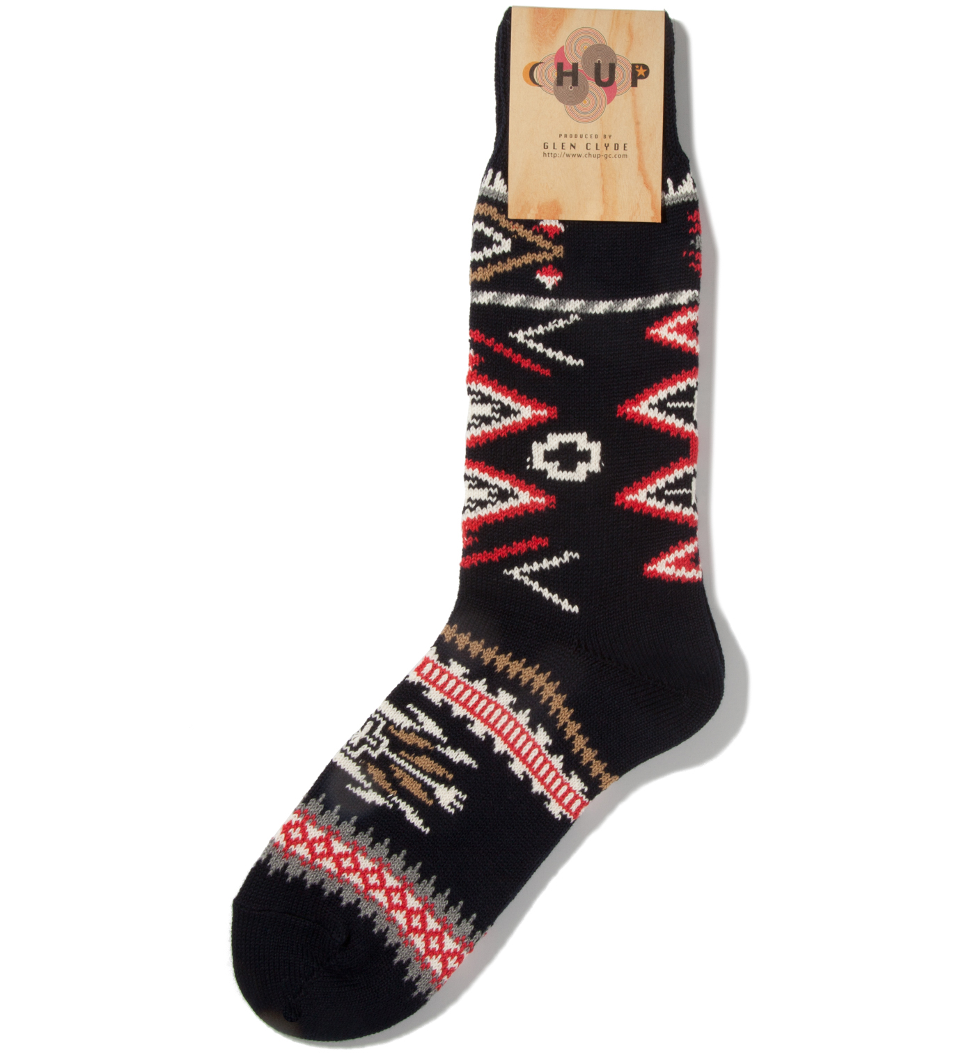 CHUP Navy Ganado Socks