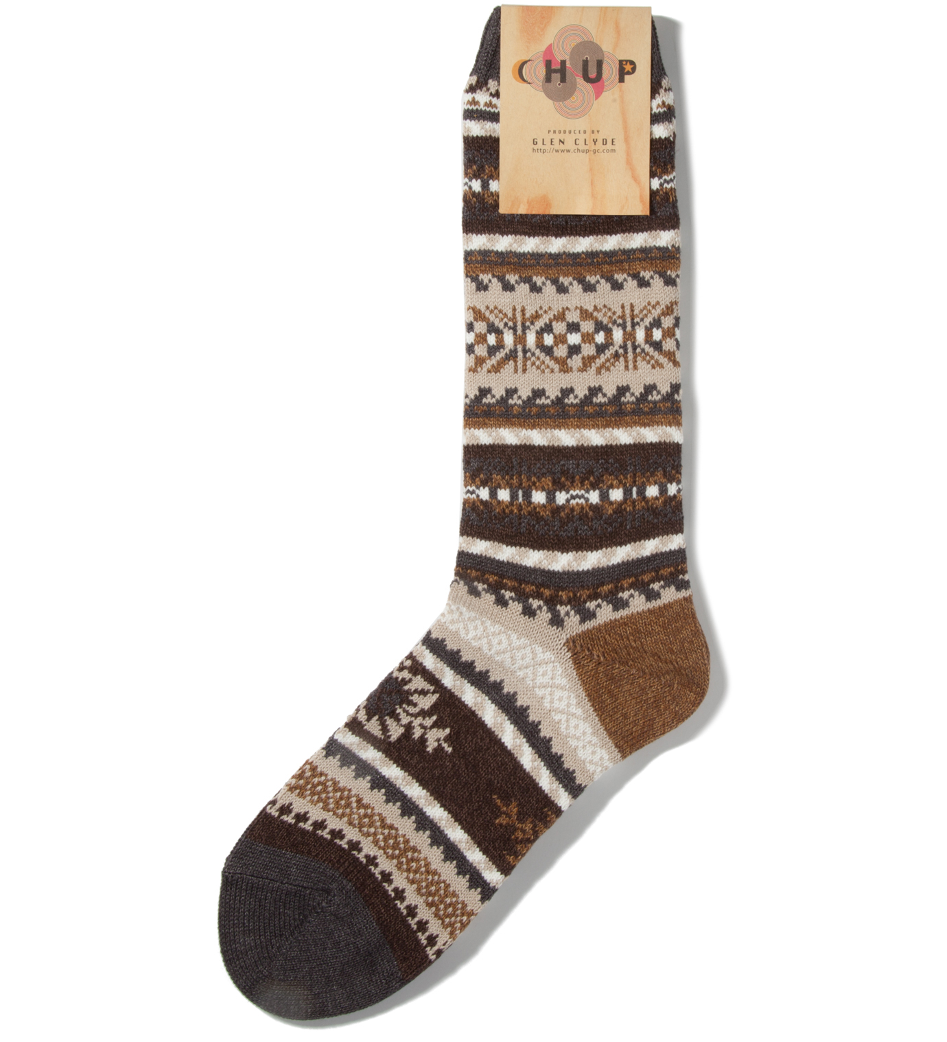CHUP Grey Loimi Socks