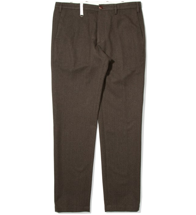 LIFUL Khaki Classic Slacks Pants