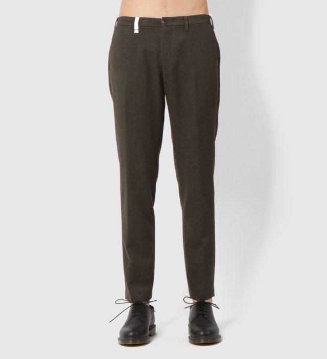 LIFUL Khaki Classic Slacks Pants