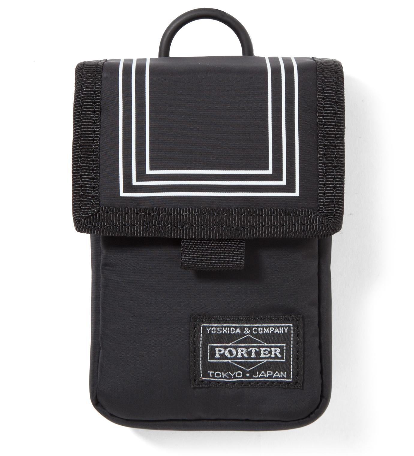 Head Porter Head Porter x Dr. Romanelli Black Deck Hand Phone Case