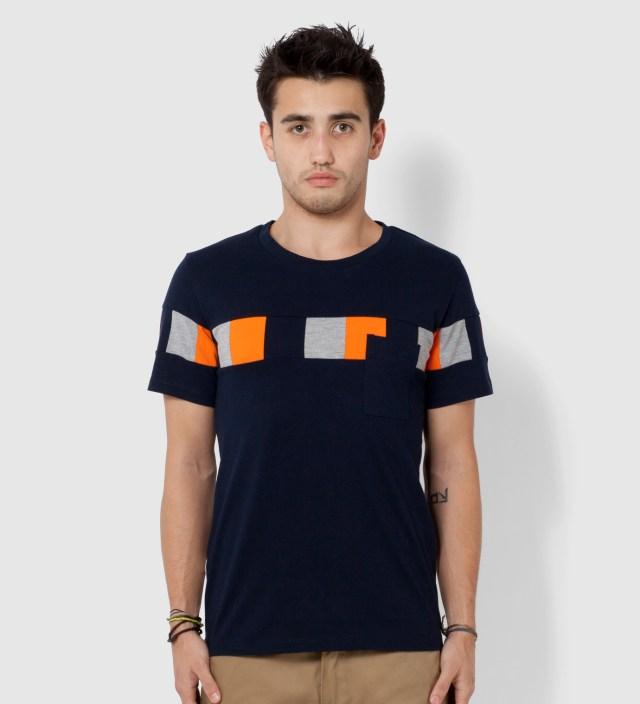 Still Good Navy Stability T- Shirt
