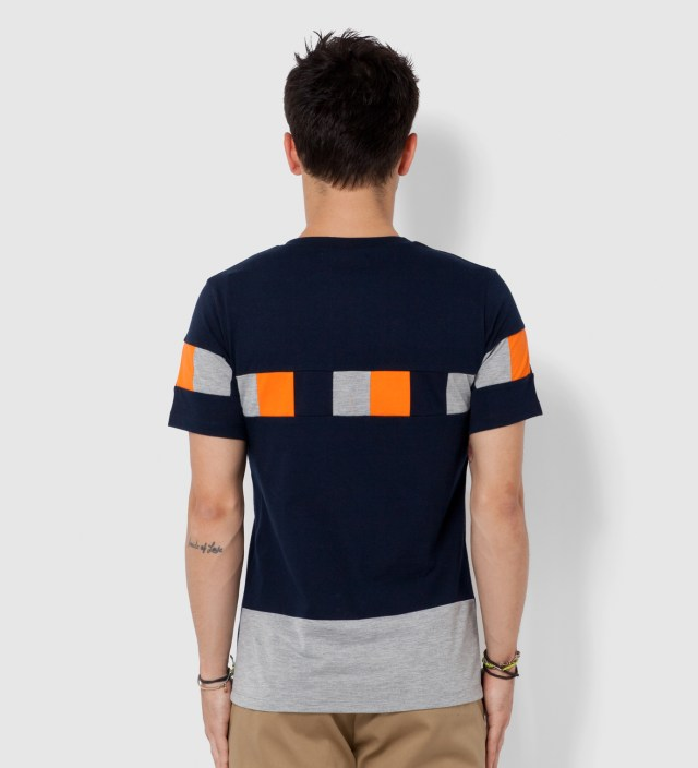 Still Good Navy Stability T- Shirt