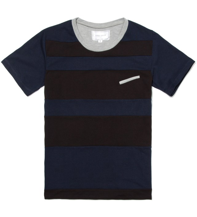 Still Good Navy Resource T- Shirt