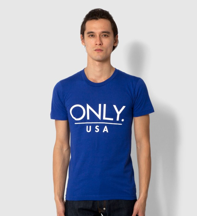 ONLY NY Lapis ONLY USA T-Shirt
