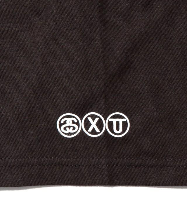 Stussy Black Elevation T-Shirt