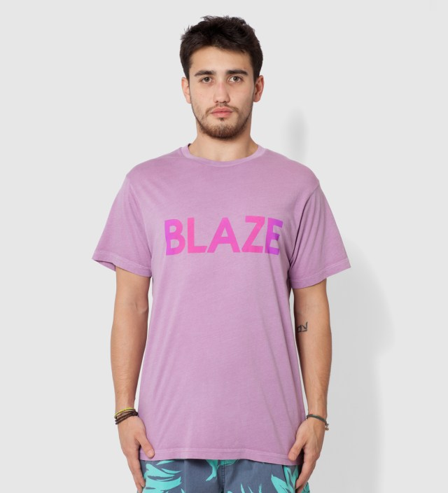 Warriors of Radness Mauve Orchid Blaze T-Shirt