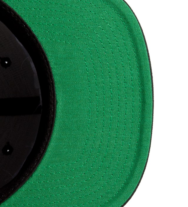 FUCT Black/White FUCT Wars Logo Snapback Cap