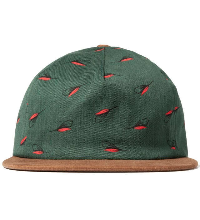 ONLY NY Spruce/Nutmeg River Polo Hat