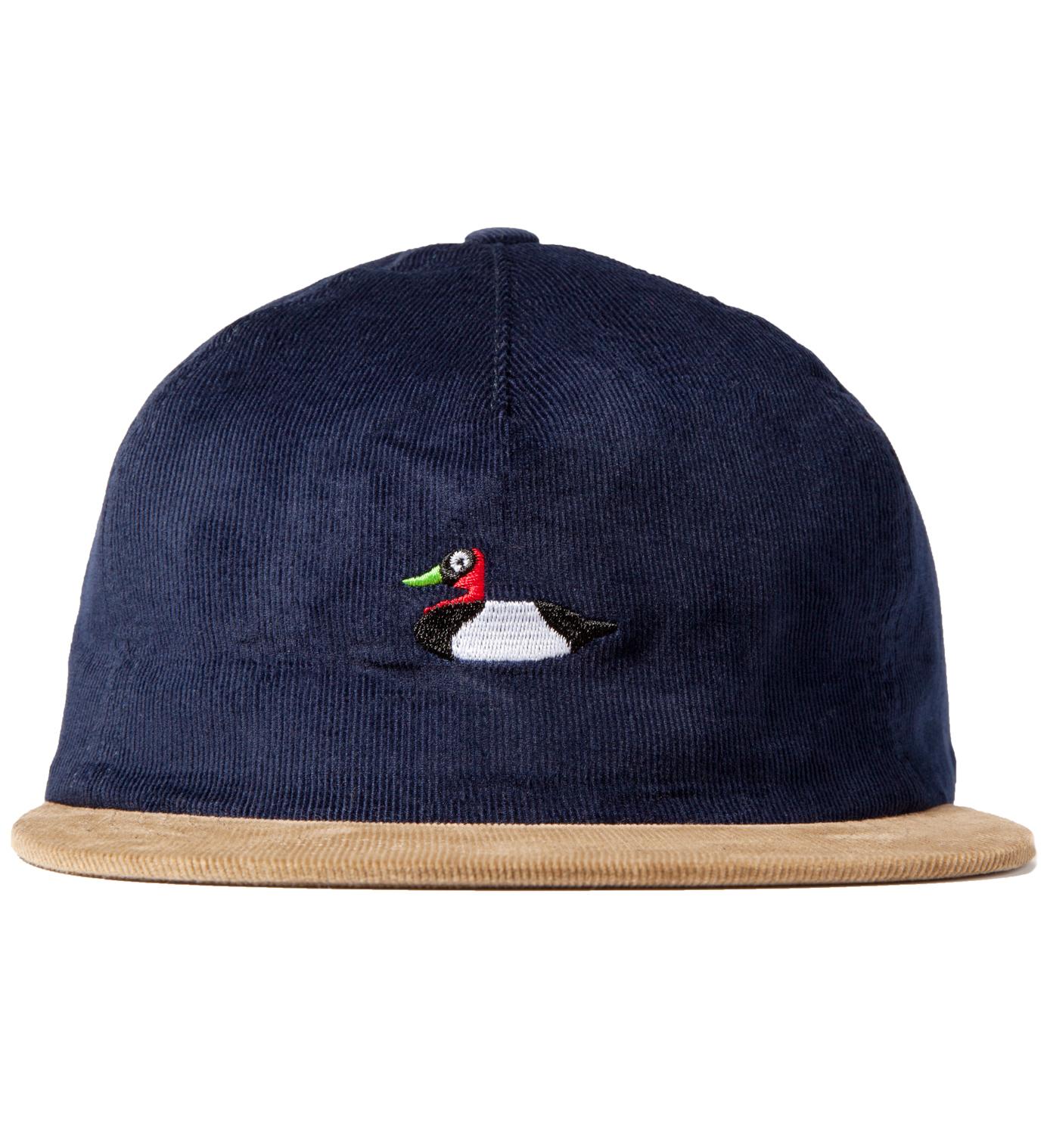 ONLY NY Navy/Khaki Decoy Duck Polo Hat