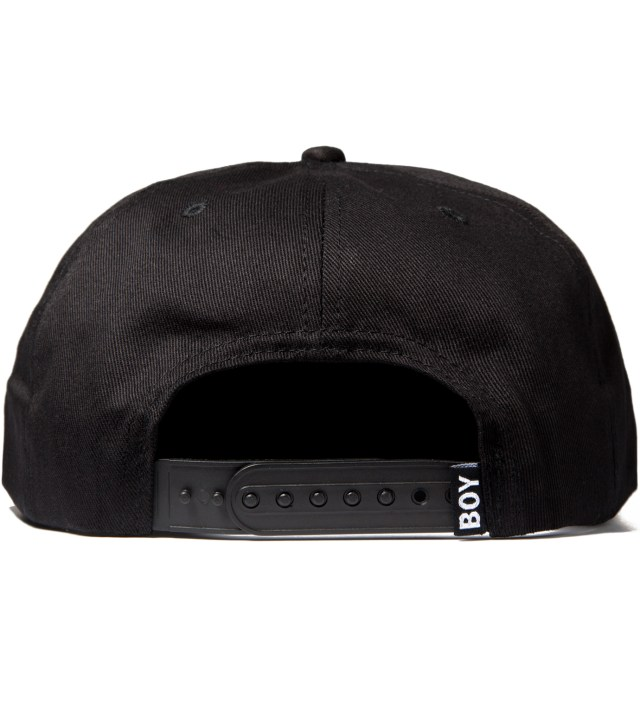 BOY London Black/White Boy London Snapback Cap