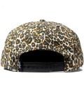 DQM Leopard/Denim Dirty Water Snapback Cap