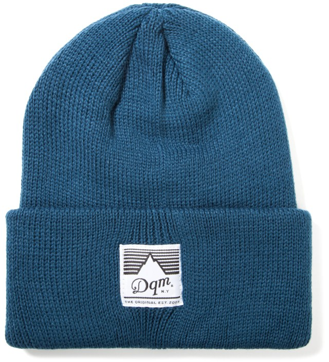 DQM Light Navy Haine Beanie