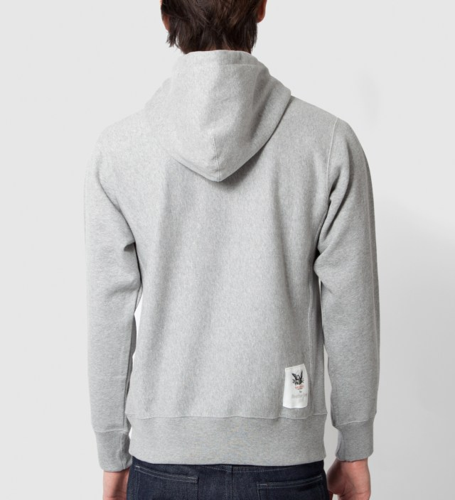 Mark McNairy for Heather Grey Wall Mark McNairy for Heather Grey Wall Grey Inferior Parka