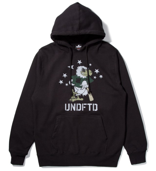 UNDEFEATED Black Eagle Undefeated Hoodie