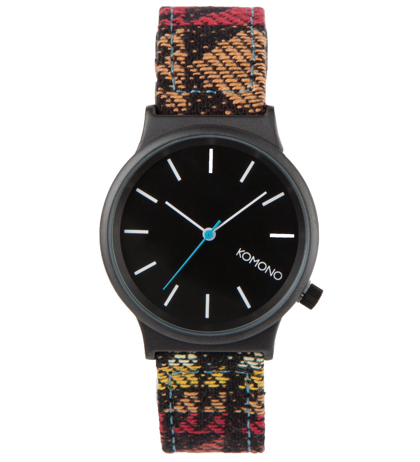 KOMONO Navajo Wizard-Print Watch