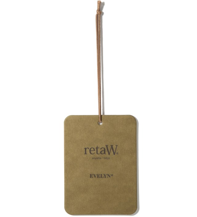 retaW Evelyn Fragrance Luggage Tag